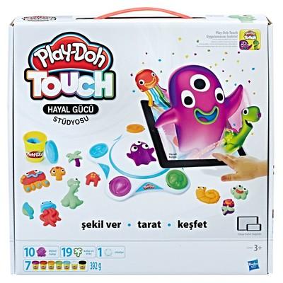 PlayDoh-Oyn.Ham.TouchHayalGücüStüd.