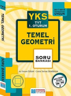 YKS TYT 1. Oturum Temel Geometri Soru Bankası