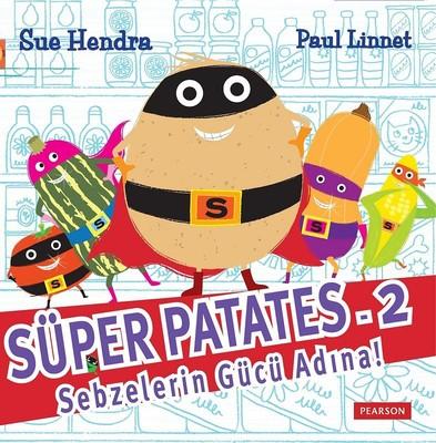 Süper Patates 2-Sebzelerin Gücü Adına!