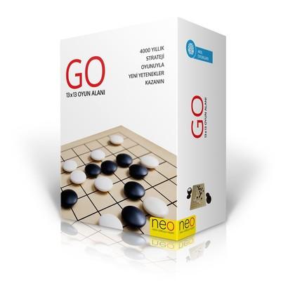 Neo Kutu Oyunu Go 13x13 W/