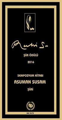 Ruhi Su Şiir Ödülü 2016 Sempozyum Kitabı