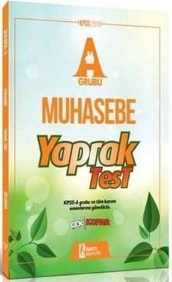 KPSS A Grubu Muhasebe Yaprak Test