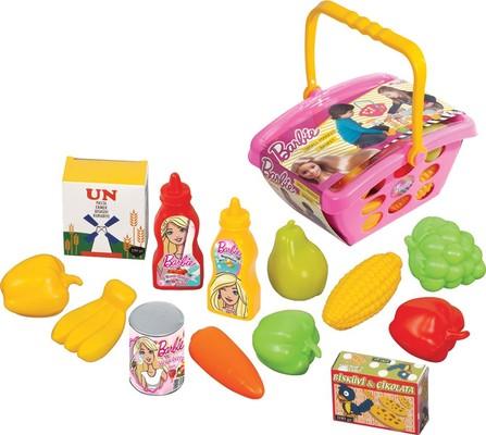 Barbie-Küçük Market Sepeti W/1515