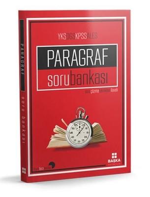 YKS DGS KPSS ALES Paragraf Soru Bankası