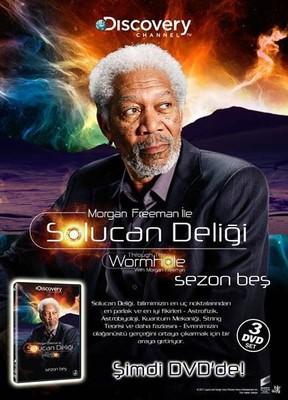 Morgan Freeman İle Solucan Deliği Sezon 5