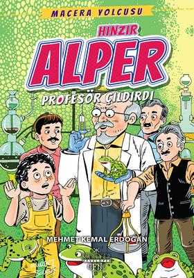 Hınzır Alper-Profesör Çıldırdı