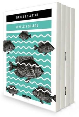 Mario Bellatin Seti-4 Kitap Takım