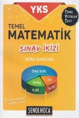 YKS TYT Temel Matematik Soru Bankası Sınav İkizi