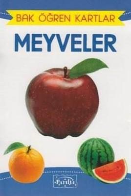 Meyveler-Bak Öğren Kartlar