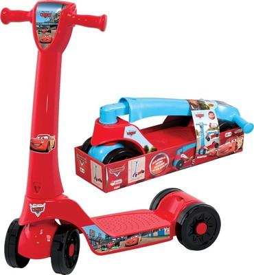 Cars-Scooter W/3082