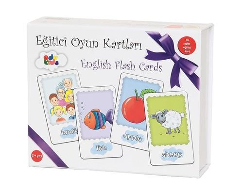 Edukids-Eğt.Kart English FlashCards