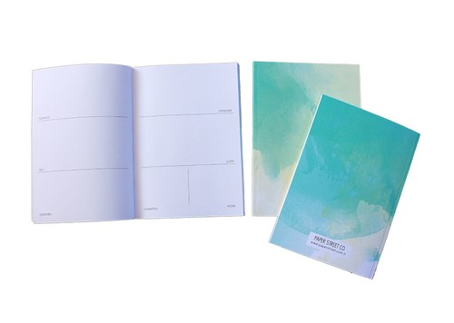 Paper Ajanda 2018 Haftalık Pastel