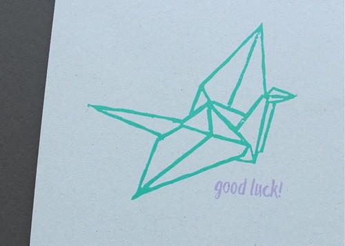 Paper Özel Günler - Good Luck