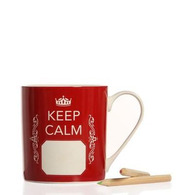 Biggdesign Kupa Keep Calm Kırmızı