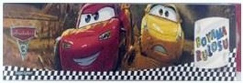 Arabalar 3 Boyama Rulosu