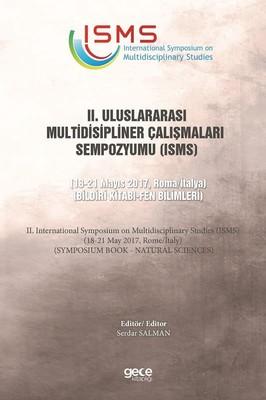 2.Uluslararası Multidisipliner Çalışmaları Sempozyumu-Fen Bilimler