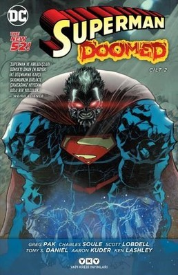 Superman Cilt 2-Doomed
