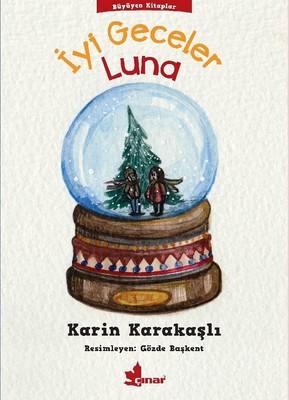 İyi Geceler Luna-Büyüyen Kitaplar Dizisi 2