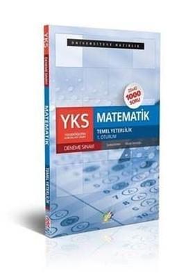 YKS Matematik 25x40 Deneme Sınavı Temel Yeterlilik 1.Oturum