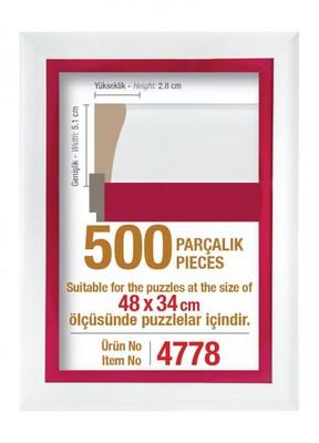 Polist-Çer 500 (48 X 34 Cm) W/4778