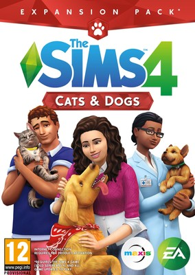 Pc The Sims 4 Cats & Dogs