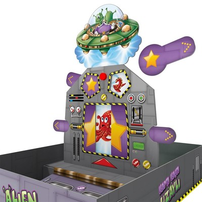 Kırkpabuç Kaptıkaçtı Uzaylı Kutu Oyunu