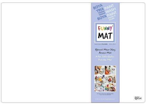 Akademi Çocuk Funny Mat - Serbest Çalışma