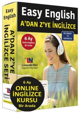 Easy English A'dan Z'ye İngilizce E