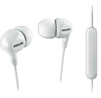 Philips SHE3555WT Mikrofonlu Kablolu Beyaz Kulak İçi Kulaklık