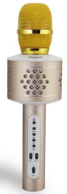 Doppler Blth.Spk.Karaoke Mic. KTV600 Rose Gold