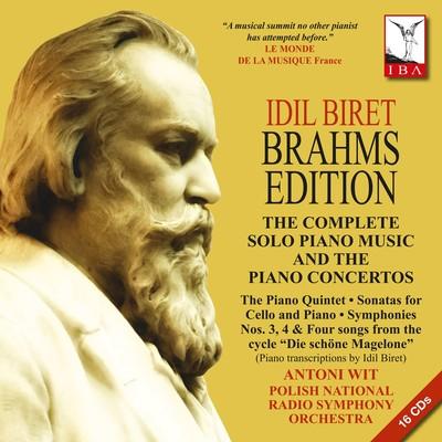 Brahms Edition