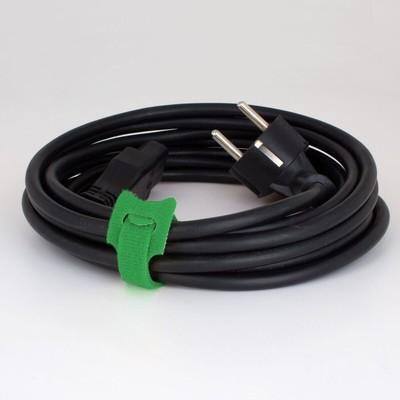 Cable Candy CC006 Hook&Loop8 Pcs Unıversal Mıxed Colour Cable