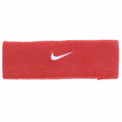 Nike Saç Bandı Dri-Fit KırmızıBeyaz