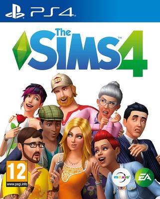 PS4 THE SIMS 4