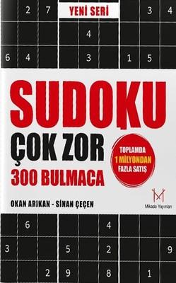Sudoku Çok Zor Yeni Seri