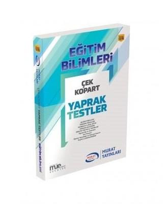 Eğitim Bilimleri Çek Kopart Yaprak Testler