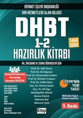 2018 DHBT 1-2 Hazırlık Kitabı