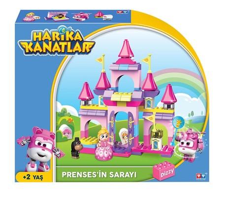 Harika Kanatlar Prenses Kalesi Oyun Seti