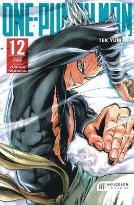 One-Punch Man Cilt 12