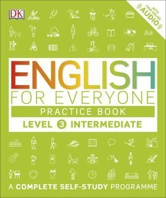 English for Everyone Level 3 Intermediate (practice book)