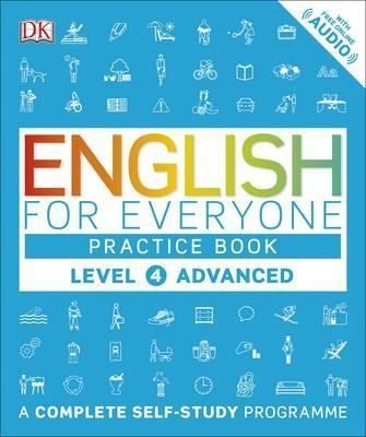 English for Everyone Level 4 Advanced (Practice book)