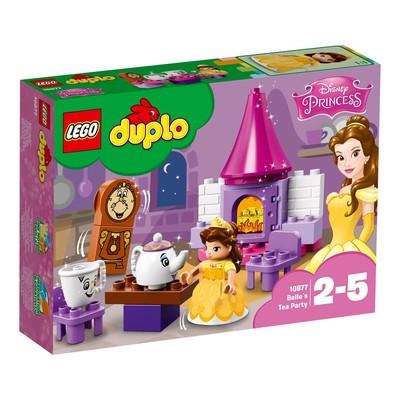 Lego Duplo Princess Belle Tea Party 10877