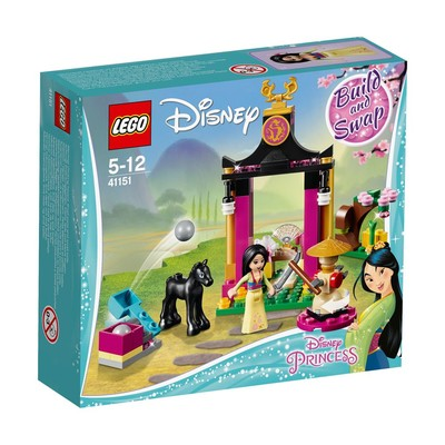 Lego Disney Princess Mulans Training 41151