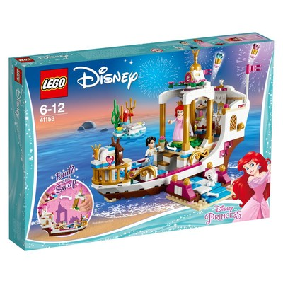 Lego Disney Princess Ariel Royal Boat 41153