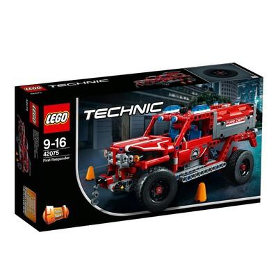 Lego Technic İlk Müdahale Ekibi