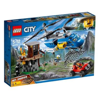 Lego City Police Mountain Arrest 60173