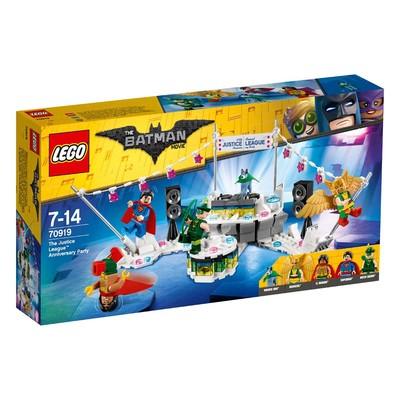 Lego Batman Movie Justice League Annivers 70919