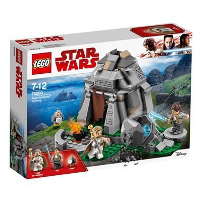 Lego Star Wars Ahch-To Training 75200