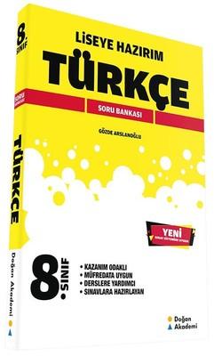 8.Sınıf Türkçe Soru Bankası-Liseye Hazırım