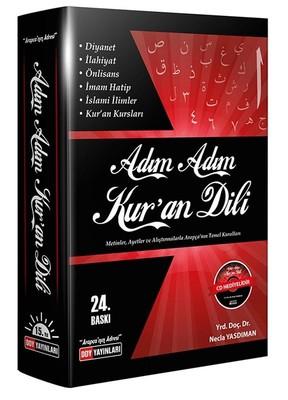Adım Adım Kur'an Dili-CD Hediyeli